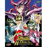 Los Caballeros Del Zodiaco Hades Volumen 5 Cinco Dvd