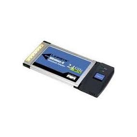 Adaptador Para Notebook Wireless-g Linksys Wpc54g