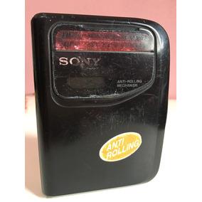 Walkman Sony Wm-fx101 Antigo Funcionamento Parcial