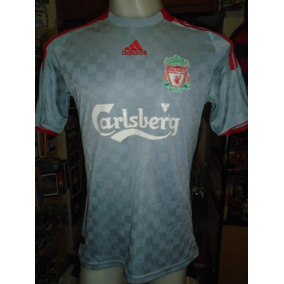 Camiseta Liverpool Inglaterra 2008 2009 Mascherano #20 River