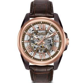 3360a0f986c Relogio Constantin Automatico Skeleton Rose - Joias e Relógios no ...
