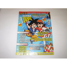 Ultra Jovem Extra - Ano 1 - Nº 09 - Dragon Ball Gt