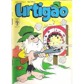 Gibi Urtigão Nº 60 Ed. Abril