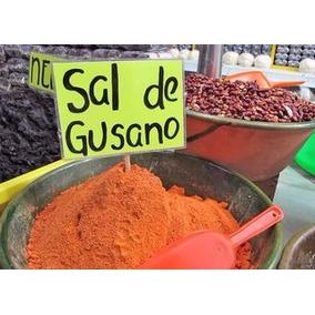 Sal De Gusano De Maguey (artesanal) En Guadalajara, Jalisco