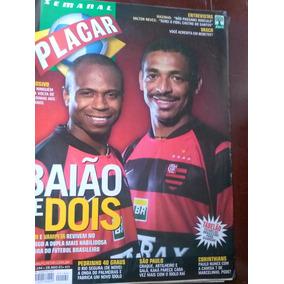 Revista - Placar Semanal 1194 28 Ago 01 Baião De Dois