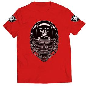 9e91fdff1 Camisa Futebol Americano Raiders - Camisetas e Blusas no Mercado ...