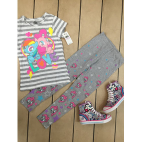 Little Pony Conjunto Talla 6