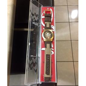 Reloj Disney Mickey Dorado Safari Comprado En Orlando