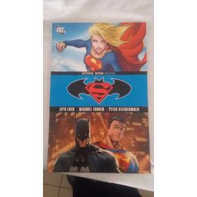 Supergirl - Batman - Superman De Jeph Loeb (em Inglês)