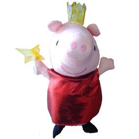 Peppa Pig De Peluche 25 Cms De Alto