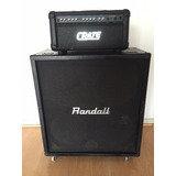Cabezal Crate Gx-1200h + Randall 4x12