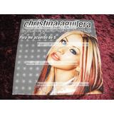 Christina Aguilera Pero Me Acuerdo De Ti Cd De Coleccion!!