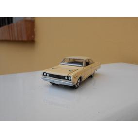 Plymouth Gtx Amarelo Jl