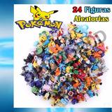 24 Pokemon Go Figuras Muñecos Legendarios Pikachu Abra