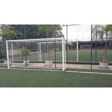 be85f98c39 Par Rede Gol Futebol Society Fio 4mm - 4 Metros Véu