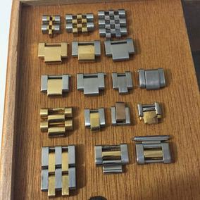 Rolex Elos De Aço Original