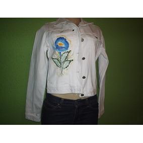 8fff36eabd0b6 Jaqueta Jeans Da Levis Feminino Branca - Calçados