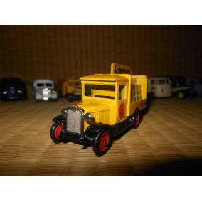 Chevrolet Drinks Van Schweppes Corgi Caminhões Históricos