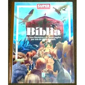 Super Interessante - Biblia - Revista Com Capa Especial