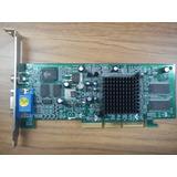 Tarjeta De Video Dedicado Ati Radeon 7000 - 64 Mb Video Out