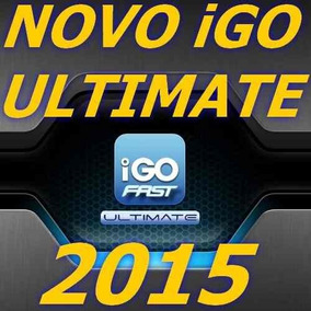 Atualização Gps 2015 Igo Primo Ultimate Titanium Novo