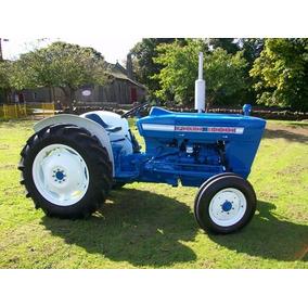 Manual De Usuario Tractores Ford 2000 3000 4000 5000 Pdf