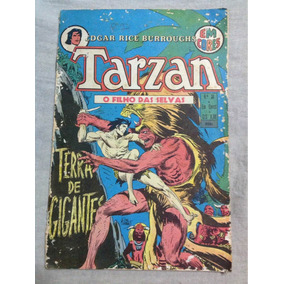 Tarzan O Filho Das Selvas Nº 34