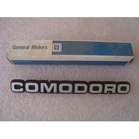 Emblema Opala Comodoro Novo Original Gm Na Caixa