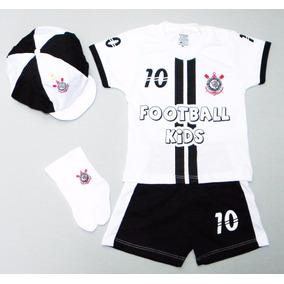 0122555b9b Conjunto Do Corinthians Para Bebe - Calçados