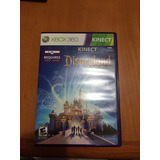 Disneyland Adventures Xbox360 Kinect Original