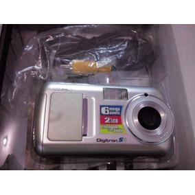 Câmera Digital Tron Digitron S6