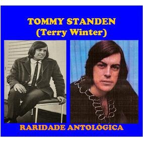 Cd Tommy Standen (terry Winter) - Edição De Colecionador