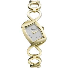 Relógio Orient Analógico Feminino Lgss0040 S1kx
