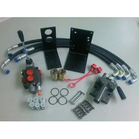 Kit Comando Simples Massey Ferguson Controle Para Trator Mf