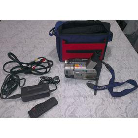 Video Camara Handycam Vision Sony Ccd-trv57