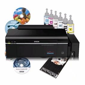 Impressora Epson L805 Imprimi Cd/dvd Lançamento