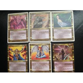 Cartas Magic Arcades Sabboth Entre Outras 19 Total