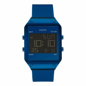 Reloj Guess Digital Azul 100% Original Michael Kors, Diesel