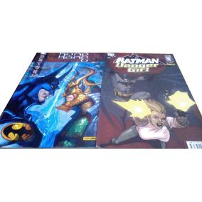 Hqs Combo Batman 5 Revistas Historias Completas!