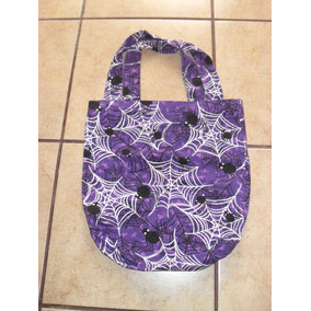 Bolsa Arañas Halloween Delgada Telaraña