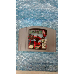 Cartucho De N64 Star Fox 64 Original