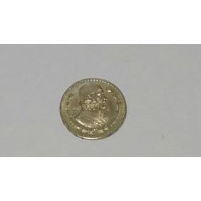 Moeda Mexicana Un Peso 1957