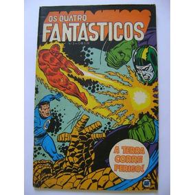 Os Quatros Fantásticos No. 3 Junho 1979 Rge Excelente!