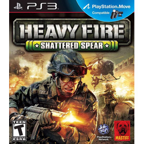 Heavy Fire 1 E 2 + Payday + Back To The Future + 11 Jogos