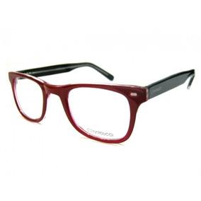 0bb2dc0a2ac1e Armacao Oculos Retro Vinho - Óculos no Mercado Livre Brasil