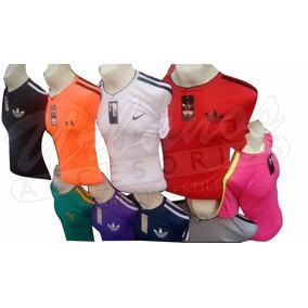 Lote 10 Playeras Deportivas Xl Para Caballero, Gym