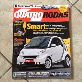 Revista Quatro Rodas 591 Maio2009 Smart Hyndai Genesis Coupe