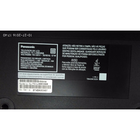 Placa Driver Leds Tv Panasonic Mod: Tc-l39em6b