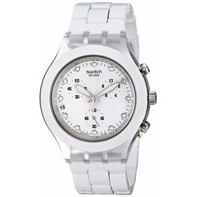 0e66036fd9d Relógio Swatch Irony Diaphane - Relógio Swatch no Mercado Livre Brasil