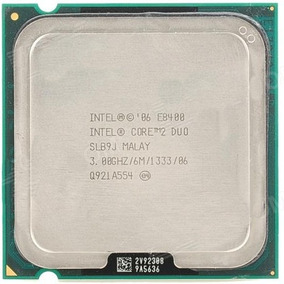 Processador Intel Core 2 Duo 3.00ghz Lga775 E8400 Intel Oem